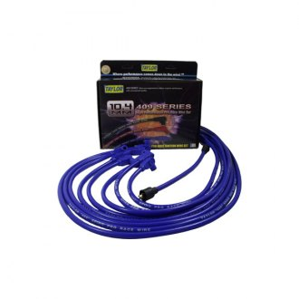 Taylor Cable® - 409 Pro Race™ Ignition Wire Set Over Valve Cover