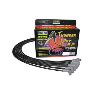 Taylor Cable® - ThunderVolt™ 40 ohm Ferrite Core Performance Ignition Wire Set