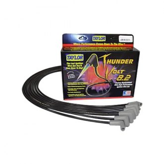 Taylor Cable® - ThunderVolt Ferrite Core Performance Ignition Wire Set