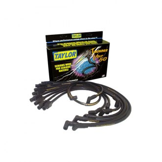 Taylor Cable® - ThunderVolt™ 50 Black Ignition Wire Set