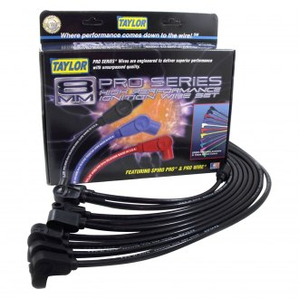 Taylor Cable® - 8mm Wire Core Ignition Wire Set