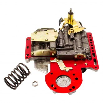 TCI® - Full Manual Valve Body