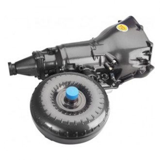 TCI® - 2-Speed CircleMax Transmission™ and FastLap Torque Converter™ Combination
