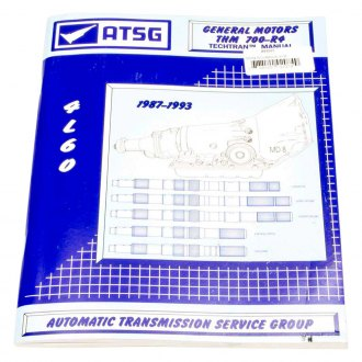 TCI® - Transmission Tech Manual