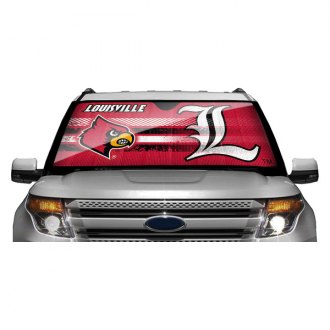 Team ProMark® - Louisville Cardinals NCAA Sun Shade