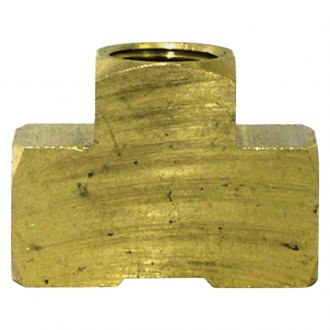 Tectran® - Brass Fittings Pipe Tee