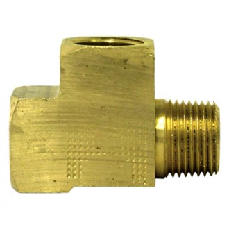Tectran® - Brass Pipe Fitting Street Tee