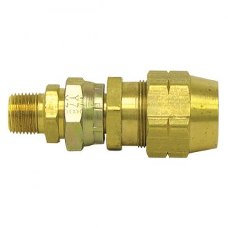 Tectran® - D.O.T Swivel Type Reusable Hose Fitting