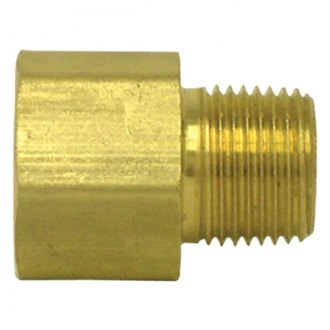 Tectran® - Female-Male Brass Adapter