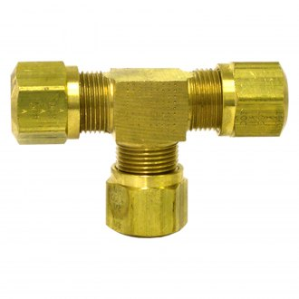 Tectran® - D.O.T. Air Brake Fittings for Nylon Tubing Union Tee