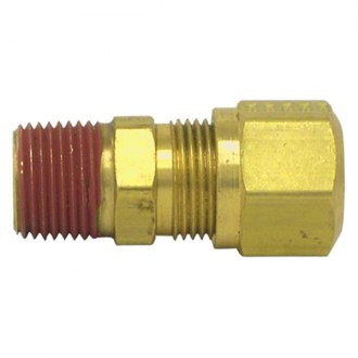 Tectran® - D.O.T. Air Brake Fittings for Nylon Tubing Male Connector