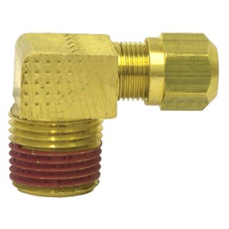 Tectran® - D.O.T. Air Brake Fittings for Nylon Tubing Male Elbow