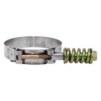 Tectran® - Spring Loaded T-Bolt Hose Clamp