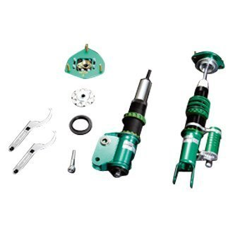 "Tein® - 0.9""-2.4"" x 1.3""-2.7"" Super Racing Front and Rear Lowering Coilover Kit"
