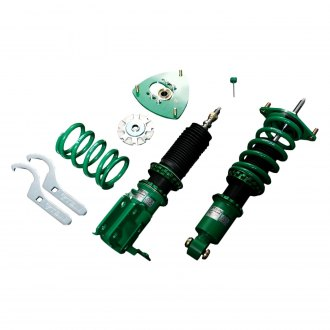 "Tein® - 0""-2.2"" x 0.2""-1.7"" Street Flex Front and Rear Lowering Coilover Kit"