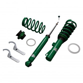 "Tein® - 0.5""-3"" x 0.2""-2.8"" Street Advance Z Front and Rear Lowering Coilover Kit"
