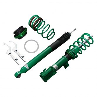 "Tein® - 0.7""-2.6"" x 0.4""-2.2"" Street Advance Front and Rear Lowering Coilover Kit"