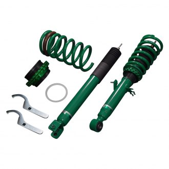 "Tein® - 1.4""-4.4"" x 1.5""-3.2"" Street Basis Z Front and Rear Lowering Coilover Kit"