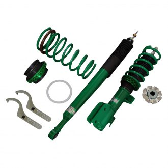 "Tein® - 1""-3.1"" x 0.7""-3"" Street Basis Z Front and Rear Lowering Coilover Kit"