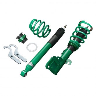"Tein® - 1.9""-3.3"" x 1.5""-3.3"" Street Basis Front and Rear Lowering Coilover Kit"