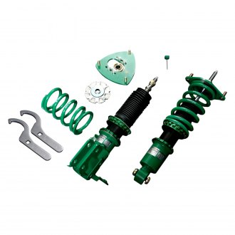 "Tein® - 0""-3.4"" x 0.3""-2.9"" Street Flex Front and Rear Lowering Coilover Kit"