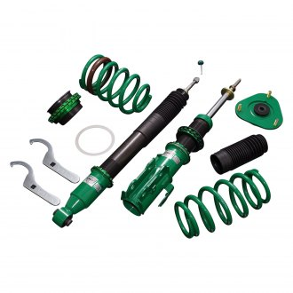 "Tein® - 0.4""-3.3"" x 0.2""-3.7"" Flex Z Front and Rear Lowering Coilover Kit"