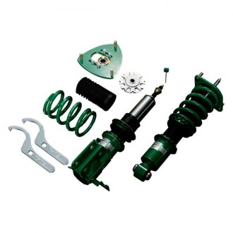 "Tein® - 1.2""-5.3"" x 0.7""-4.6"" Mono Sport Front and Rear Lowering Coilover Kit"