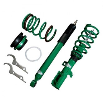 Tein® - Front and Rear Street Basis Lowering Coilover Kit