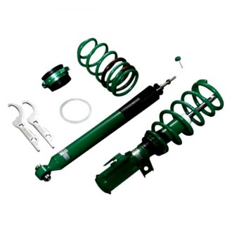 Tein® - Front and Rear Street Advance Lowering Coilover Kit