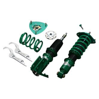 "Tein® - 0.2""-3.3"" x 0.6""-4.6"" Street Flex Front and Rear Lowering Coilover Kit"