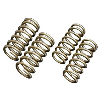 Tein® - Front and Rear H-Tech Lowering Coil Springs Kit