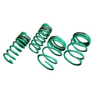 "Tein® - 1.6"" x 1.3"" S-Tech Front and Rear Lowering Coil Spring Kit"