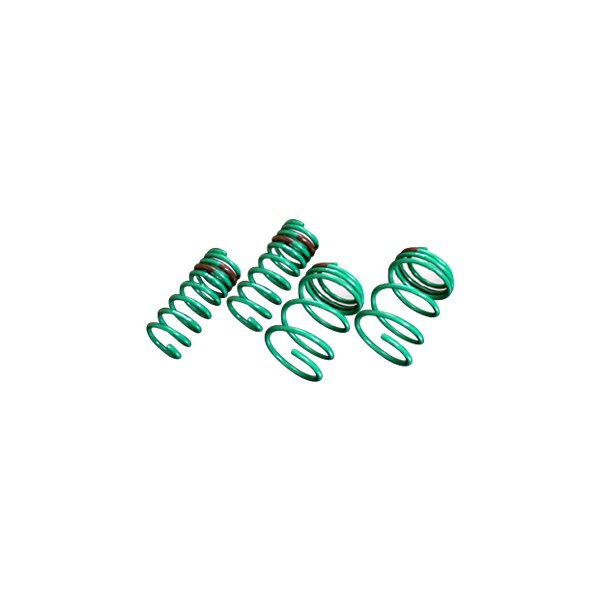 "Tein® - 2.4"" x 2"" S-Tech Front and Rear Lowering Coil Springs"