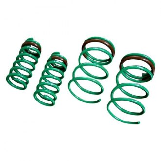 "Tein® - 1.5"" x 1.1"" S-Tech Front and Rear Lowering Coil Springs"