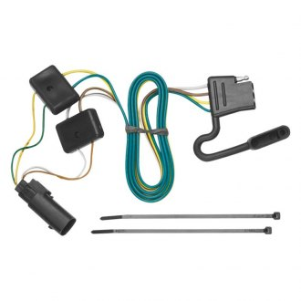 2012 ford escape hitch wiring harnesses adapters connectors tekonsha® towing wiring harness