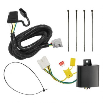 2017 lexus rx hitch wiring harnesses, adapters, connectorstekonsha® tow harness