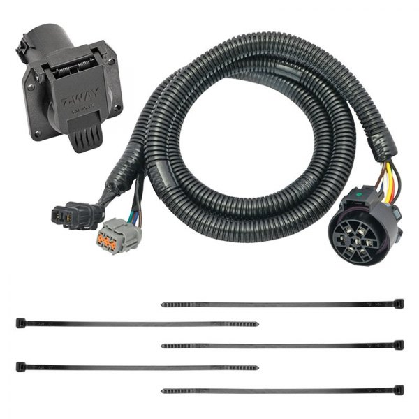 tekonsha nissan xterra 2013 towing wiring harness. Black Bedroom Furniture Sets. Home Design Ideas