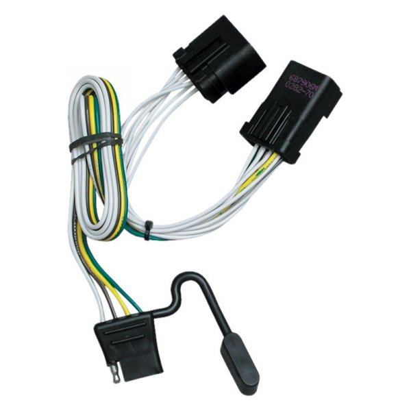 Jeep Liberty 2005 Towing Wiring Harness