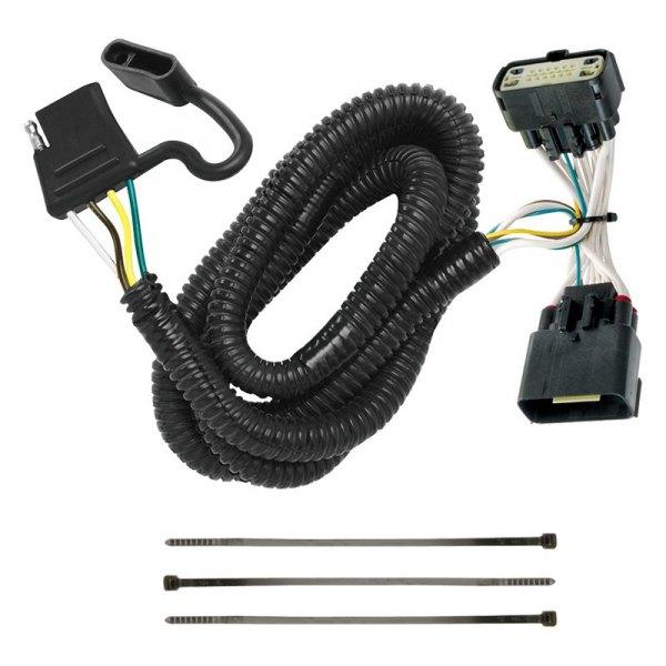 Tekonsha ford explorer towing wiring harness