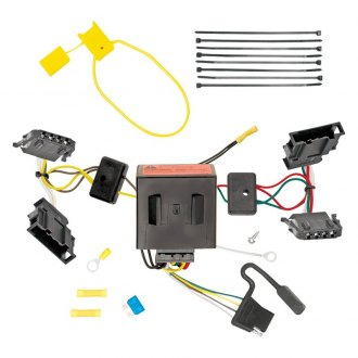2017 volkswagen jetta hitch wiring harnesses, adapters, connectors on Volkswagen Jetta Wiring Schematic for type hitch wiring tekonsha� t one connector with upgraded circuit protected modulite� hd module at Volkswagen Jetta Wagon