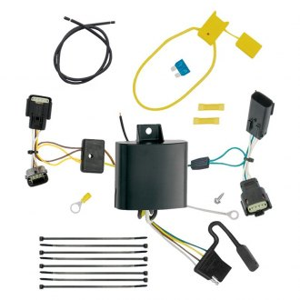 2018 Dodge Charger Hitch Wiring Harnesses Adapters Connectors. Tekonsha Tone Connector With Upgraded Circuit Protected Modulite Hd Module. Wiring. One Ac Adapter Wiring Wire At Scoala.co