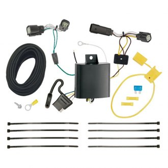 2015 Ford Edge Hitch Wiring | Harnesses, Adapters, Connectors  And Pin Wiring Harness Ford Flex on