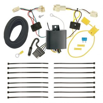 toyota camry hitch wiring harnesses adapters connectors rh carid com 2011 Camry Hitch 2012 Toyota Camry Towing Capacity