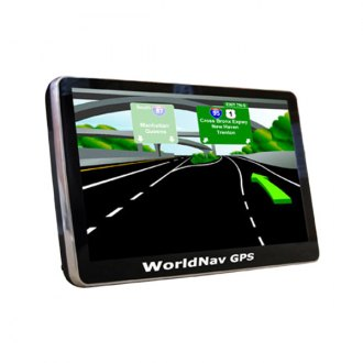 "TeleType® - 7"" Vehicle GPS Navigator"
