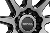 TENZO-R® - CONCEPT-9 Hyper Black Close-Up