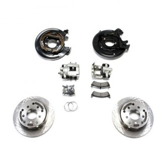 TeraFlex® - Rear Disc Brake Kit