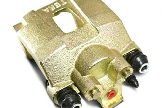 TeraFlex® - Rear Driver and Passenger Side Caliper Single Piston 48mm