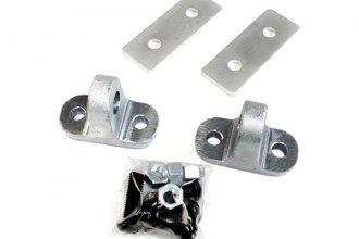 TeraFlex® - Bumper D-Ring Mount Kit