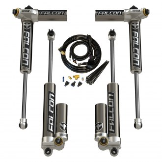 Teraflex® - Series 3.4 Shock Absorber Kit