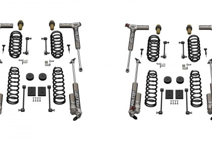 TeraFlex® ST2 and ST1 Suspension System (Full HD)